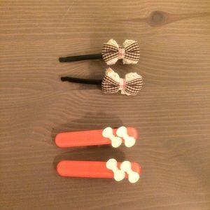 2 Pairs Hair Pin Hair Clip